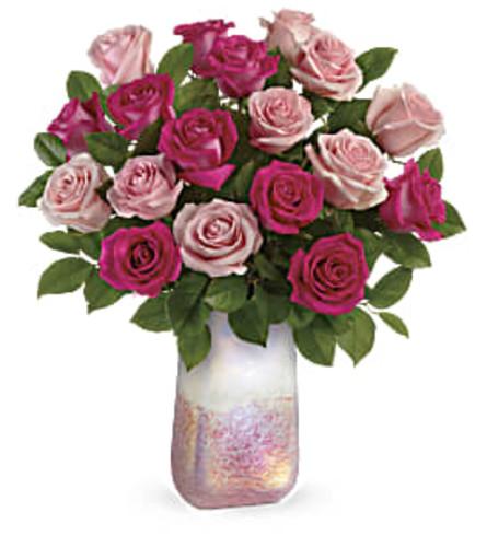 The Rose Quartz Kisses Bouquet