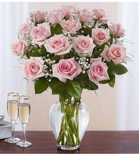 Premium Pink Rose Bouquet
