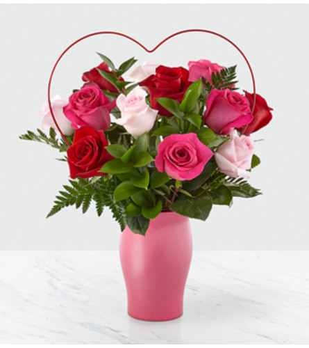 The FTD XOXO Roses Bouquet