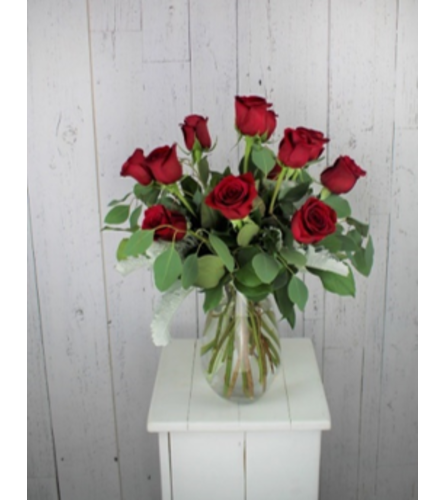FULL OF LOVE BOUQUET FOR VALENTINE!