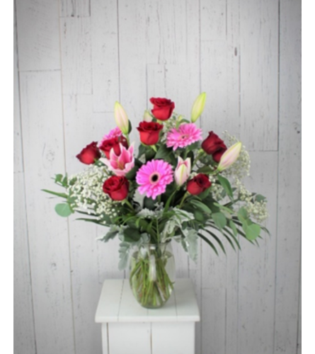 SWEET AS SUGAR VALENTINE BOUQUET