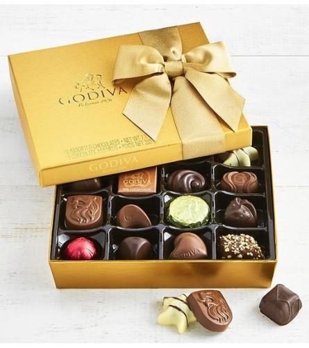 Godiva Chocolates 19pc