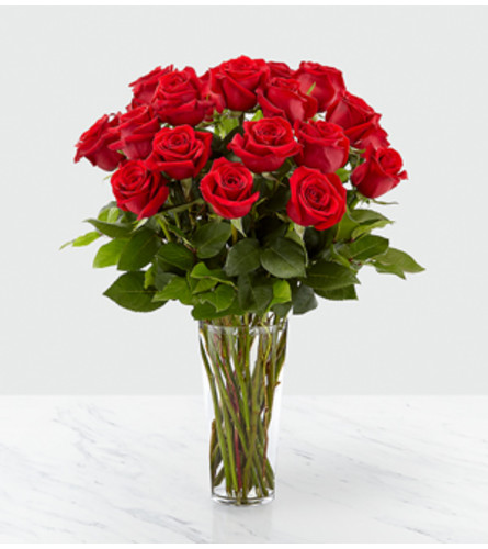 The FTD Long Stem Red Rose