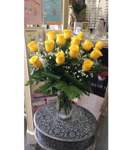 Beautiful Yellow Rose brighten your day