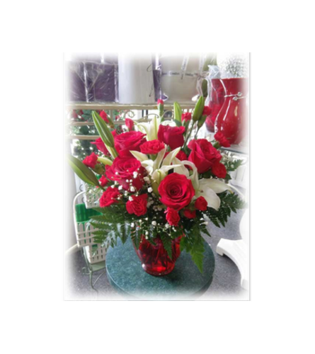 Full of love Bouquet by Vivian