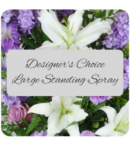 Designer's Choice Large Standing Spray