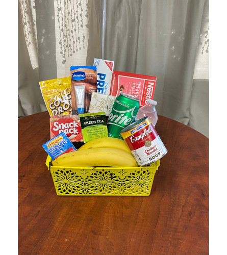 Get Well Care Basket