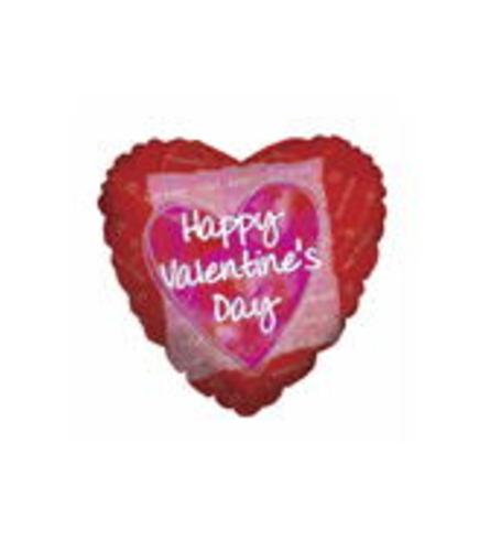 Flowers By Neil Valentine Mylar Balloon