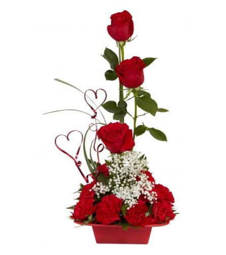 Elevated Love Bouquet