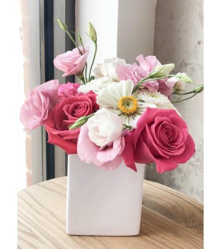 Modern Pinks Florals
