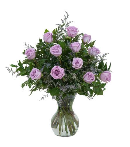 Lovely Lavender Roses TMF
