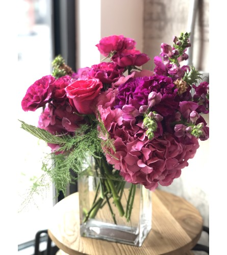 Pink Sensation Florals