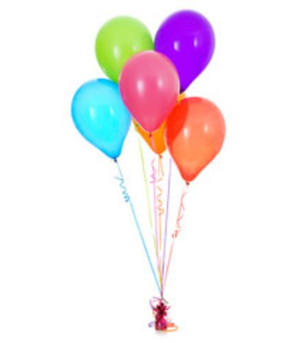 Latex Balloon Bouquet