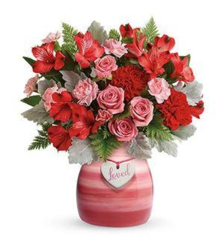 Playful pink Bouquet Teleflora 2020