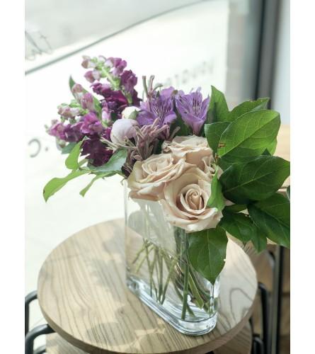 Lush Lavender Florals