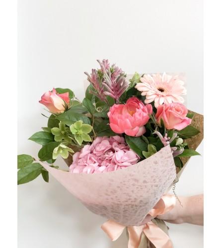 Sweet Pink Bundle Florals
