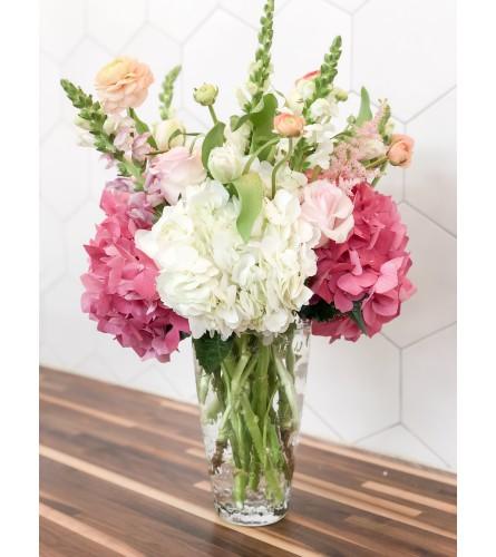 Rising Ranunculus Florals