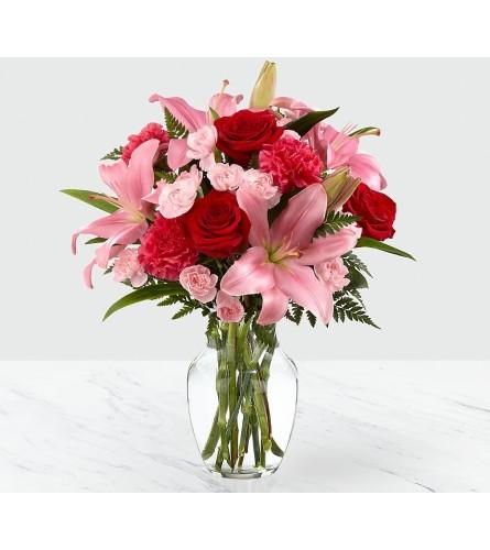 The Heart's Affection Bouquet