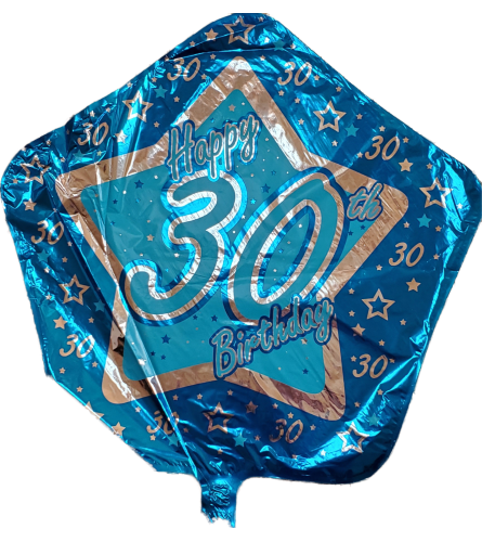 30 Years Balloon