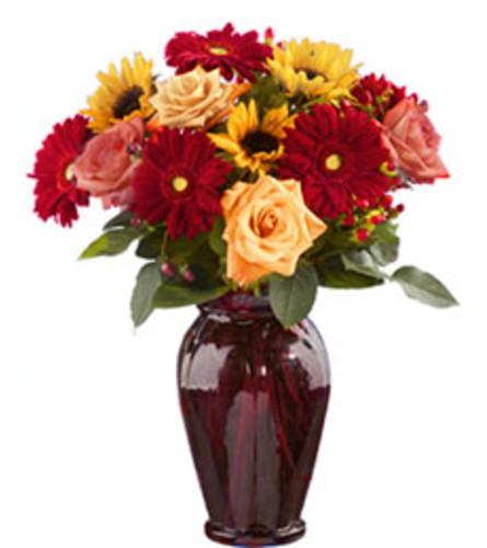 Magestic Sunflower Bouquet