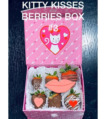 12Ct KITTY KISSES BERRIES BOX