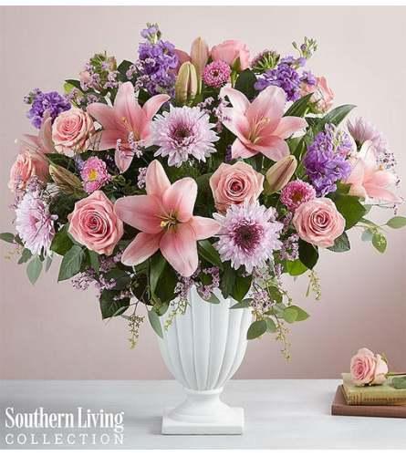 Gracious Pedestal- Lavender
