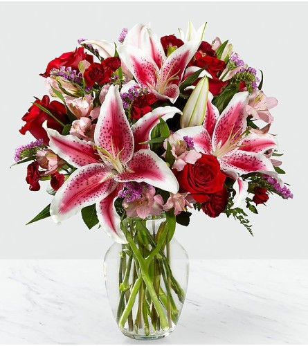 The Stylish Blossoms Bouquet