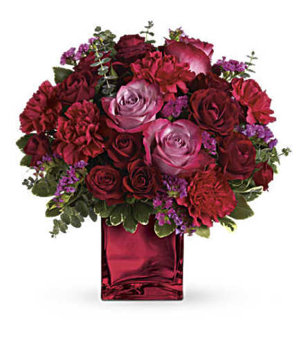 The Rich Ruby Bouquet