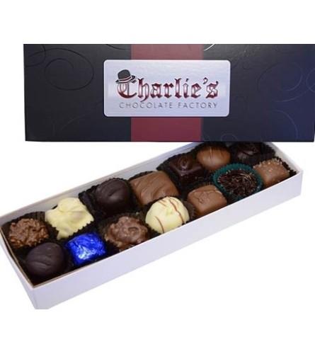 Assorted 1/2lbs Box Chocolate