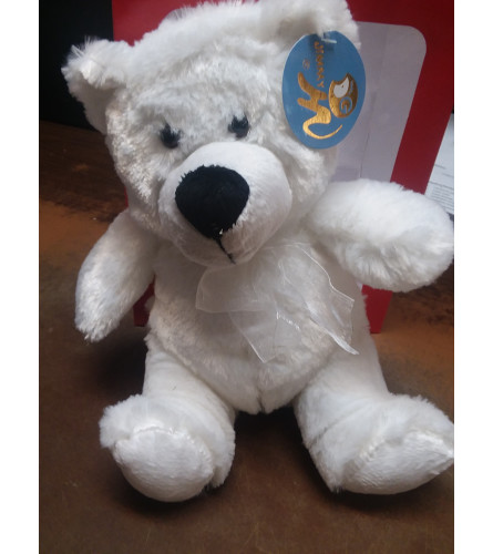 Stuffed Animal Valentine's Bear