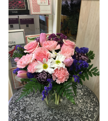Pretty Flowers for you by Vivian