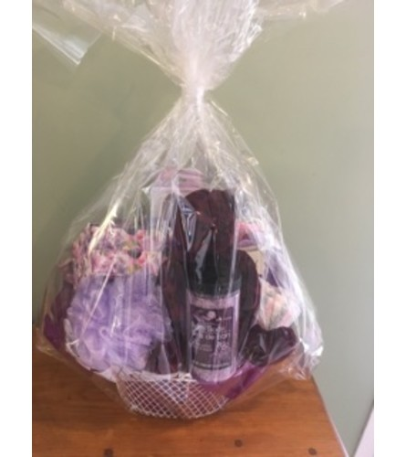 Valentine's Day Gift Basket (9)