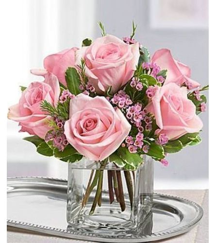 Pretty Pink Pastel Bouquet