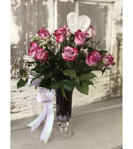 Valentines Lavender Crush
