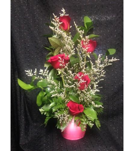 Pillar of Roses