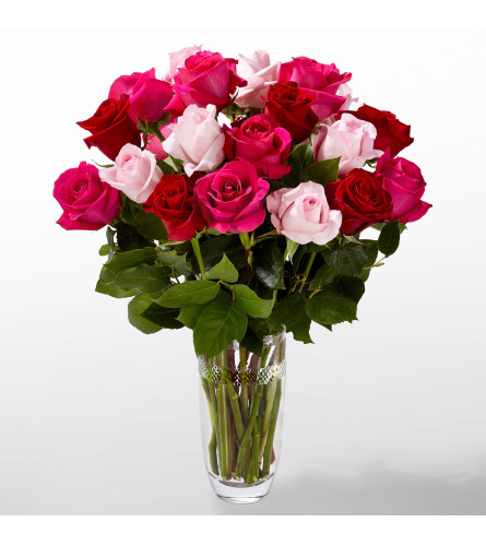 Love You Always Mixed Roses