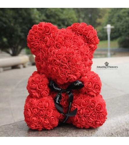 Rose-bud Bear