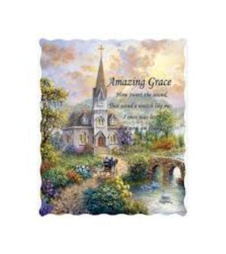 Amazing Grace by Nicky Boehme