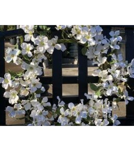 Flowering DogWood Wreath