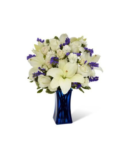 Beyond Blue Vase