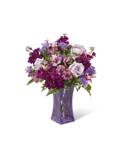 FTD Purple Presence Bouquet