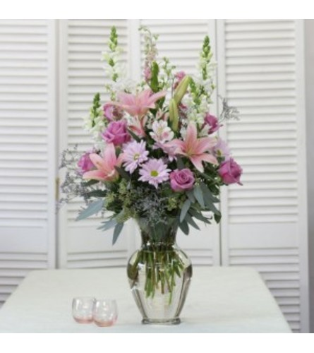 Spring Pink Delights