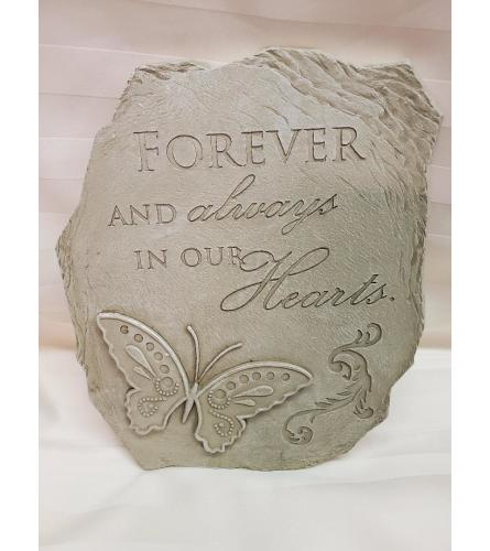 Forever & Always Stepping Stone