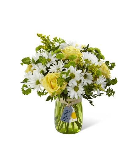 FTD Hello Sun Bouquet