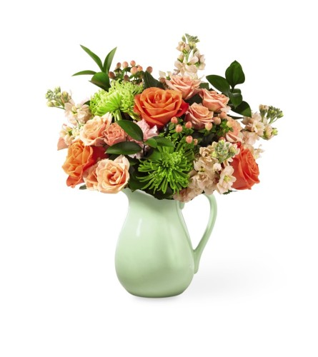 The FTD Pop of Color Bouquet