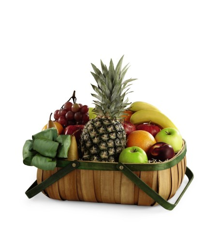 FTD Thoughtful Gesture Fruit Basket