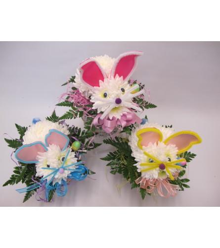 Dobbie's Bunny In A Basket