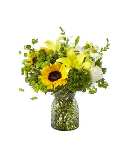 Garden Grown Bouquet FTD