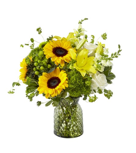 Garden Grown Bouquet FTD