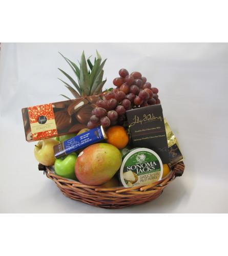 Dobbie's Fruit & Gourmet Basket Extra Large